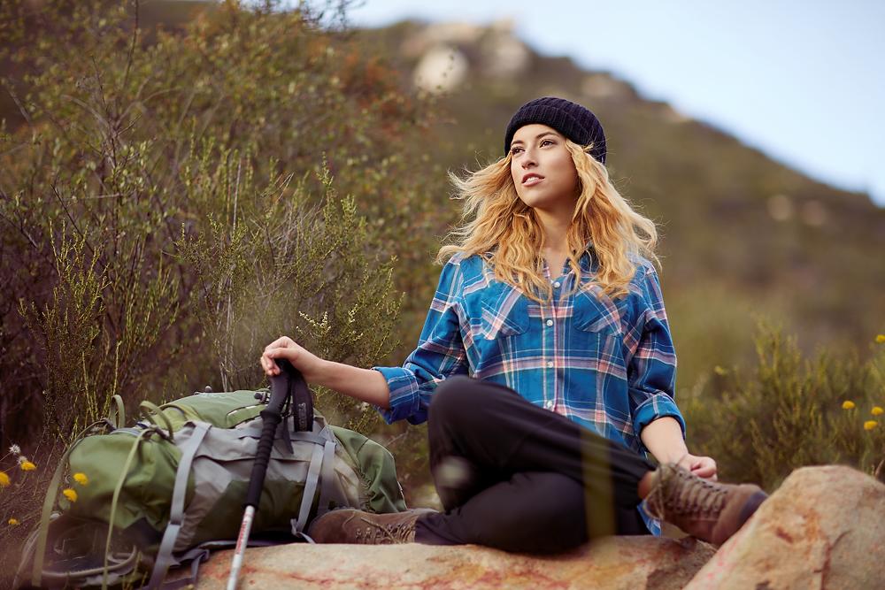 outdoor hiker