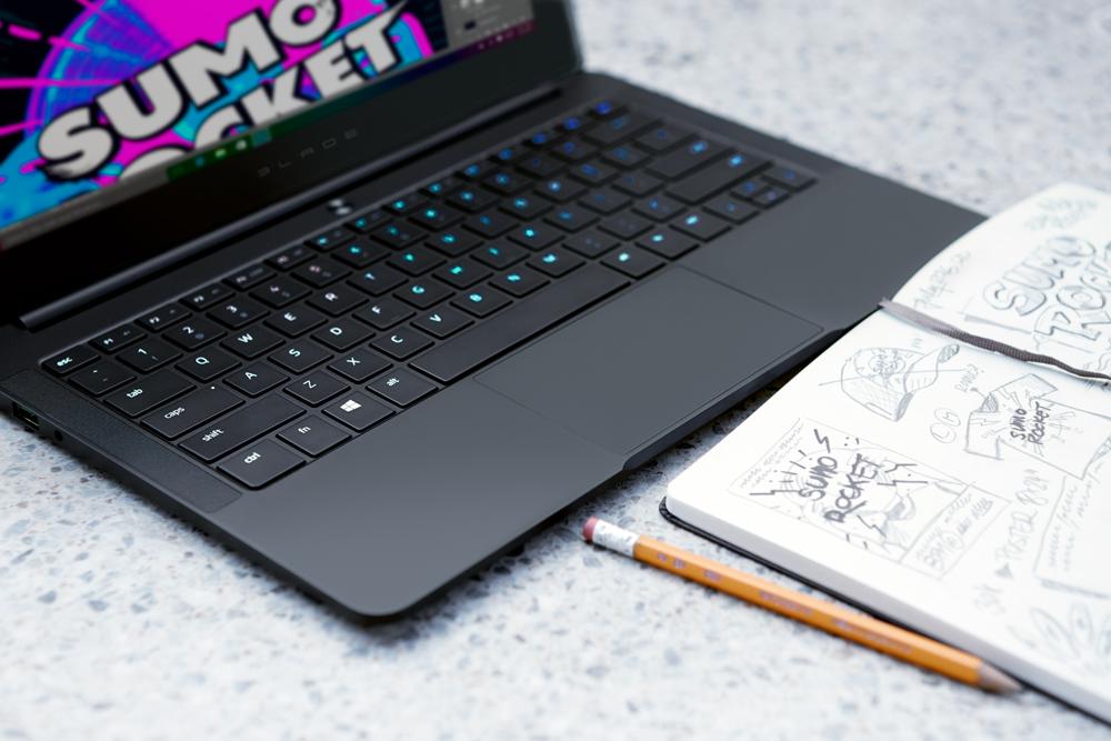 laptop product photo