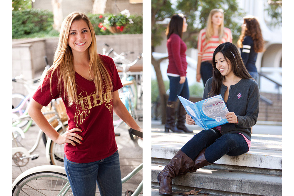 campus lifestyle photography