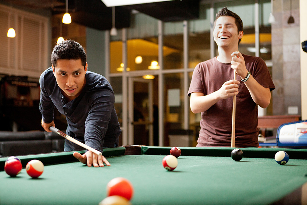 lifestyle billiards