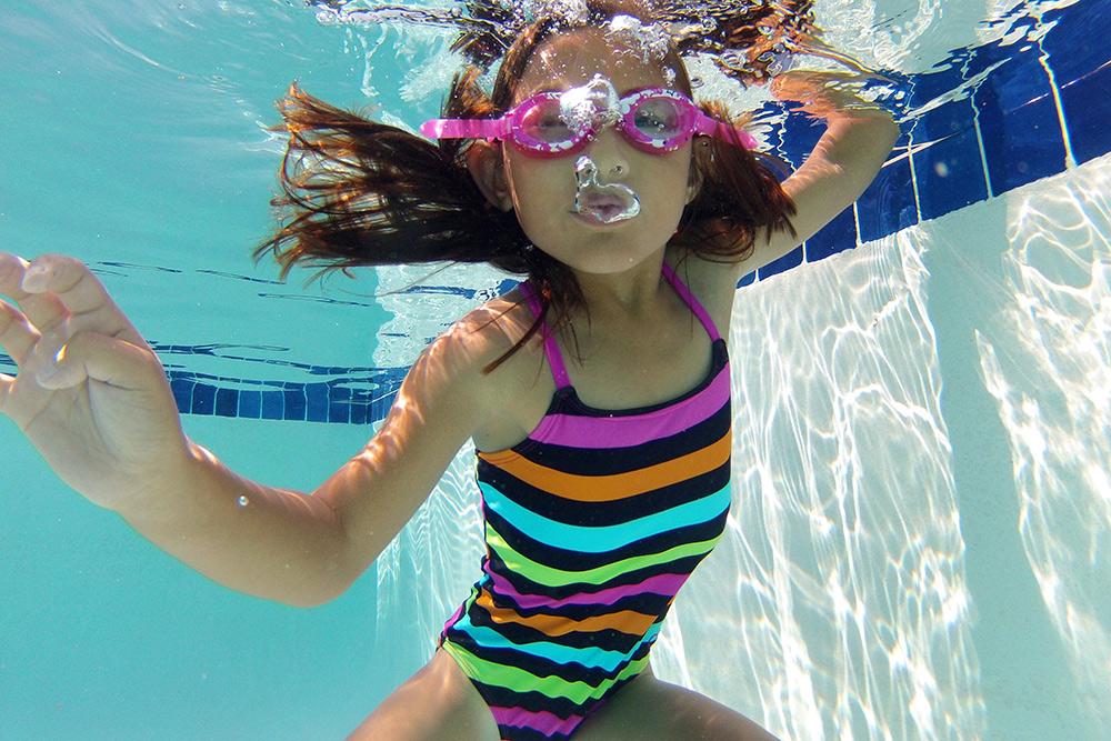 underwater lifestyle