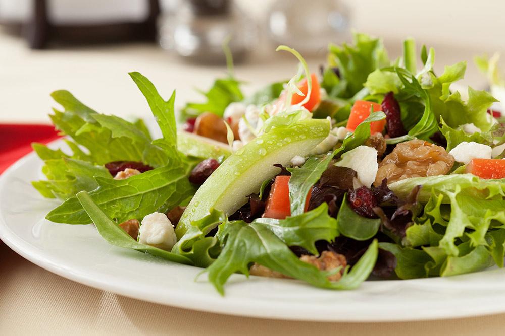 salad close up photo