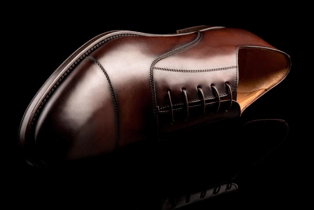shoe product photo gordon rush