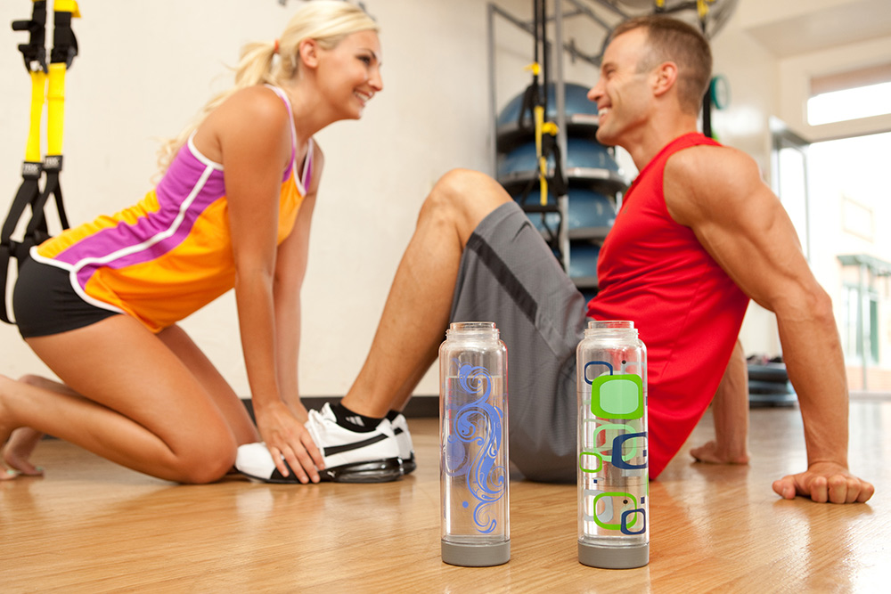 fitness lifestyle image - gym