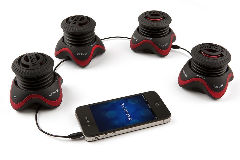 advertising photo iphone speakers