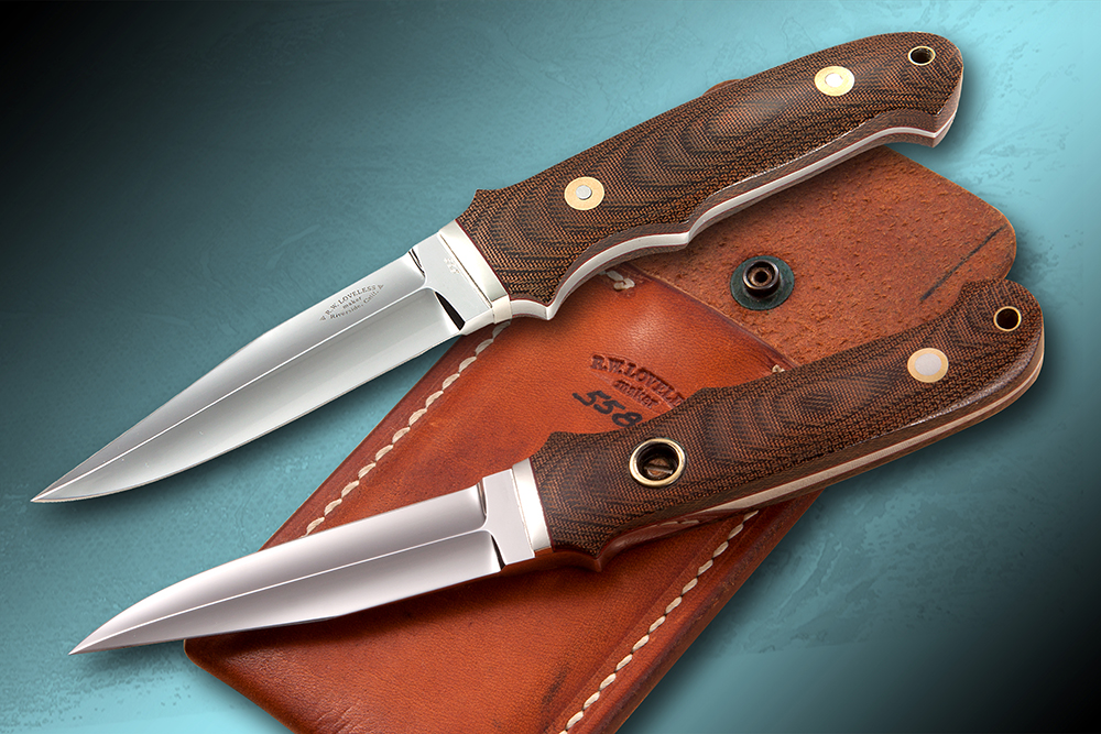 Bob Loveless knife photo