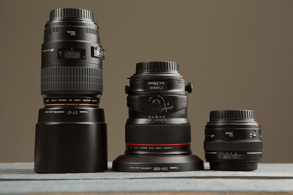 lenses for food photography